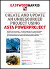 Asta Powerproject book, training manual and powerpoint slide shows