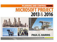 Project Planning & Control Using Microsoft Project 2013