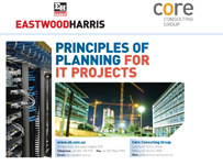 Principles of Planning for IT Projects - EDITABLE POWERPOINT PRESENTATION